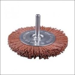 Щетка STAYER 35161-063 дисковая для дрели, полимерно-абразивная, зерно P120, 63 мм - фото 10342