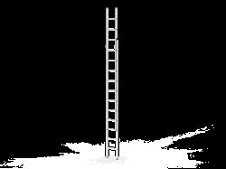 Лестница-трансформер 2*11 - фото 13586
