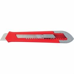 Нож, 18 мм, выдвижное лезвие, корпус ABS-пластик MATRIX - фото 37604