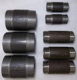 Сгон Ду50 стальной, длина 65/150мм - фото 7012