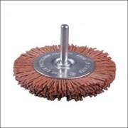 Щетка STAYER 35161-063 дисковая для дрели, полимерно-абразивная, зерно P120, 63 мм