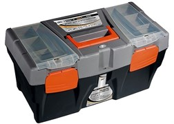 Ящик для инструмента, 590*300*300мм (24) пластик STELS