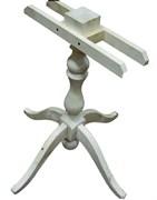 Ножка для стола 4-х опорная сосна Н=800