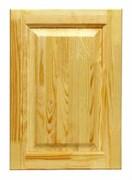 Дверка кухонная сосна 998*396 /Глухая/