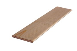 Раскладка хвойная стычная 40мм ВС (2сорт)