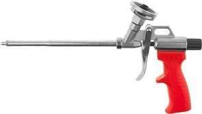 Пистолет для монтажной пены DEXX PRO METAL, профессиональная модель, металлический корпус