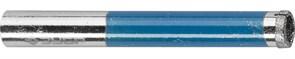 Сверло ЗУБР алмазное трубчатое по стеклу и кафелю 6мм