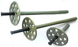 Дюбель для изоляционных материалов (гриб) 10х140мм