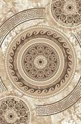 Ковёр коллекции VALENCIA DELUXE /d300/ 1.2*2м STAN-CREAM-BROWN