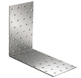 Уголок крепежный монтажный  равносторонний, 50х50х60х2мм