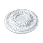 Розетка потолочная Лагом Формат Р200А, диаметр 200мм, инжекционный пенополистирол, белая