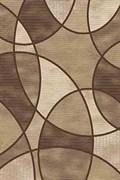 Ковёр коллекции MEGA CARVING/d282/ 1*2м STAN-BROWN