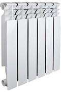 Радиатор биметаллический VALFEX OPTIMA 500 6 секций