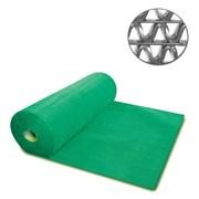 Коврик-дорожка против скольжения Zig-Zag 5мм, 0.9*15м, зеленый