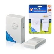 Звонок беспроводной UDB-Q022 W-R1T1-16S-30M-WH VOLPE 11015