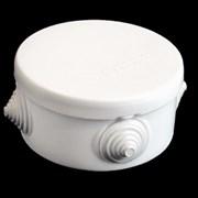 Коробка распределительная ОП У-140  90*45 Белая ЭПП 140141
