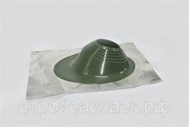 Мастер-флеш силикон угловой (№2) (180-280)  (Алюминий+Силикон) Зеленый