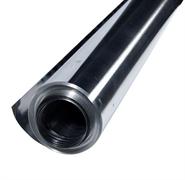 Фольга алюминиевая светоотражающая для бань, 50 Мкм, 20м2