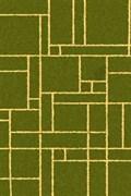 Ковёр коллекции CONFORT SHAGGY 2/s633/ 1.6*2.2м STAN-GREEN-ORANGE