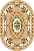 Ковёр коллекции LAGUNA 5444/ 1.0*2.0м OVAL-BEIGE