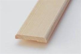 Наличник плоский хв. стычной 80*12, ( 1 сорт)