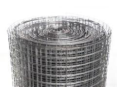 Сетка сварная оцинкованная 50x50x1.6мм, высота - 0.5м, на метраж