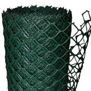 Сетка пластмассовая 15x15, Красная (высота  1м, длина 20 м)
