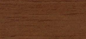 Кромочная лента меламиновая с клеем 19мм-Орех Средний (5м) - пакет Tech-Krep