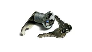 Почтовый замок ЕVRO 16 малый металл ключ малая гайка (шт.)