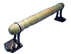 Ручка - скоба резная Лат. РС-200 2 тр
