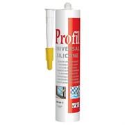 Герметик силиконовый универсальный белый 280 мл Soudal Profil