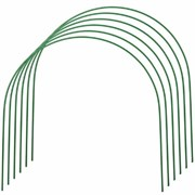 Дуги парниковые «GRINDA» покрытие ПВХ