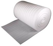Подложка Брофлекс (Broflex) 1АЛ+ВПЭ+Клей фольгированная, толщина 10мм (0.6x15м), 9 кв.м