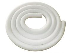 Утеплитель (уплотнитель, шнур ППЭ) межрамный для окон и дверей круглый  D-40мм 5м
