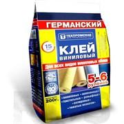 Клей обойный ГЕРМАНСКИЙ виниловый, 200г, упаковка пакет