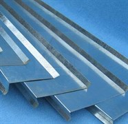 Отлив балконный из оцинкованной стали, 0.4x400x2000мм