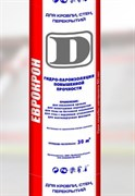 Пленка/мембрана гидропароизоляционная Еврокрон D, 1.5x20м, 75г/м2, повышенной прочности, рулон 30м2