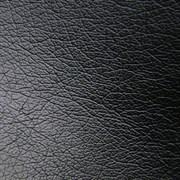 Кожа искусственная/винилискожа/дерматин Галант ЭКОНОМ, черная, 1-1.05м, на метраж
