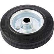 Колесо хозяйственное Сибртех, полиуретановое, диаметр 125м, грузоподъемность 100кг