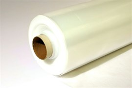 Пленка полиэтиленовая, 6м, 120мкм, прозрачная, на метраж