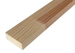Брусок деревянный хвойных пород, срощенный, 30x50ммx2.1м, с сучками