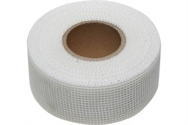 Сетка малярная стеклотканевая (серпянка) STAYER Fiber-Tape, ячейка 2.85x2.85мм, 50ммx10м, армированная