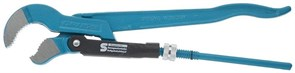 Ключ трубный рычажный GROSS №1 тип S, цельнокованный