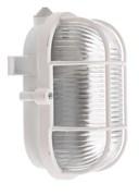 Светильник накладной НБП 01-60-002 УЗ, Е27, 60 Вт, 220 В, IP53, с решеткой, промышленный, белый