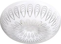 Светильник потолочный светодиодный Jazzway Shell 5011946, 330x100мм, 18W(1380lm), 4000K, декоративный