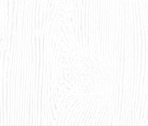 Фасад для мебели МДФ 720x296мм, белое дерево, левая