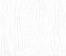 Фасад для мебели МДФ 720x396мм, белое дерево, левая