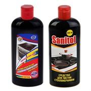 Средство для чистки стеклокерамики SANITOL ЧС-35, 250мл
