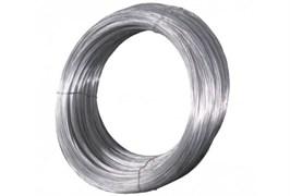 Проволока вязальная, диаметр 2мм, термообработанная, оцинкованная, бухта 50м