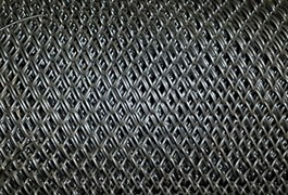 Сетка-рабица плетеная, 55x55x1.4мм, 1.5x10м, оцинкованная